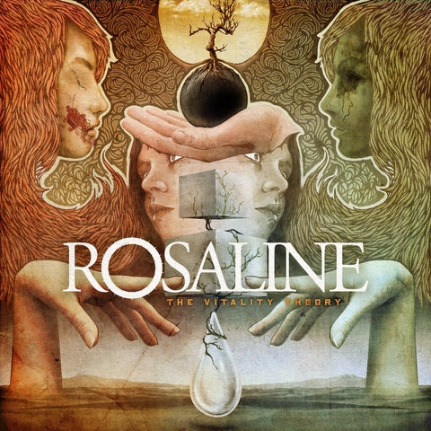 Rosaline - The Vitality Theory CD
