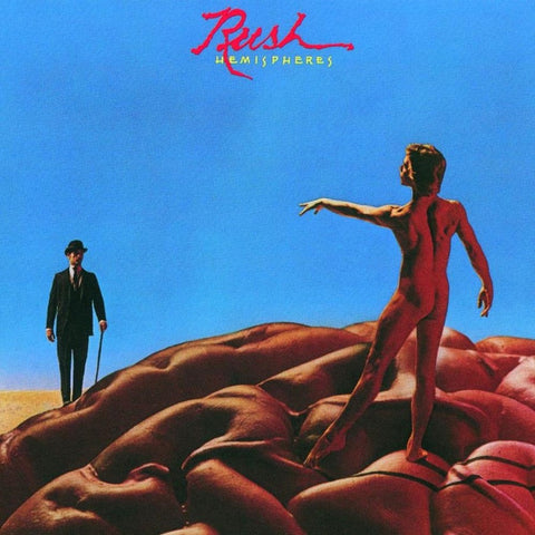 Rush - Hemispheres CD