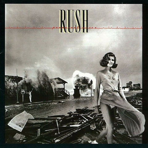 Rush - Permanent Waves CD