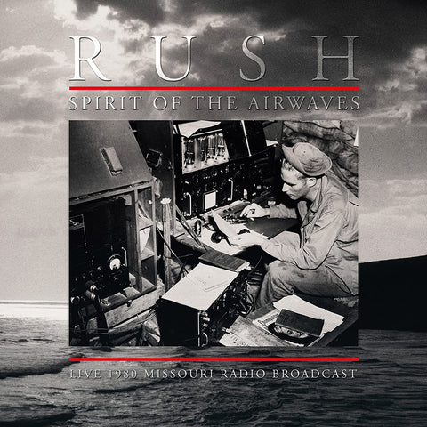 Rush - Spirit Of The Airwaves VINYL DOUBLE 12""