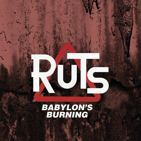 Ruts - Babylon's Burning CD DIGIPACK