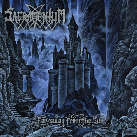Sacramentum - Far Away From The Sun VINYL 12""