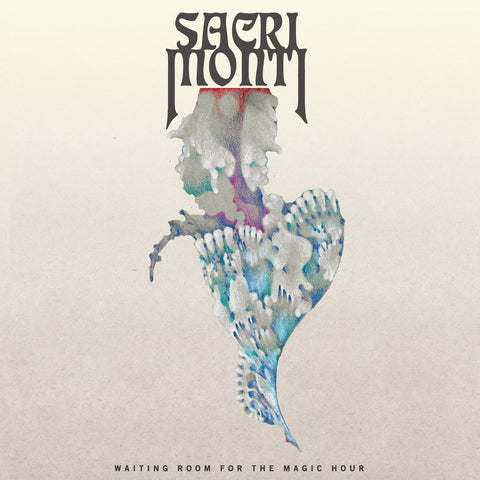 Sacri Monti - Waiting Room For The Magic Hour CD DIGIPACK