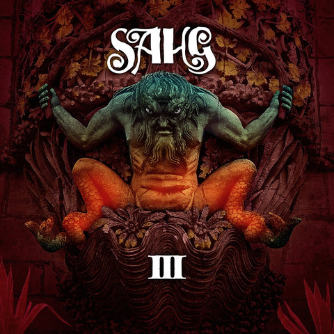 Sahg - III CD/DVD DIGIPACK