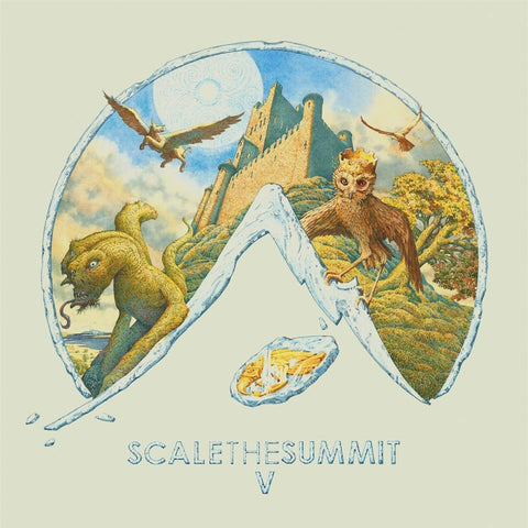 Scale The Summit - V CD