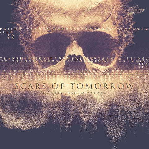 Scars Of Tomorrow - Failed Transmissions CD