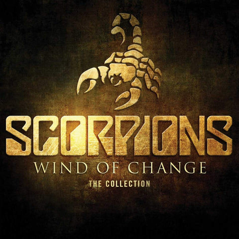 Scorpions - Wind Of Change: The Collection CD