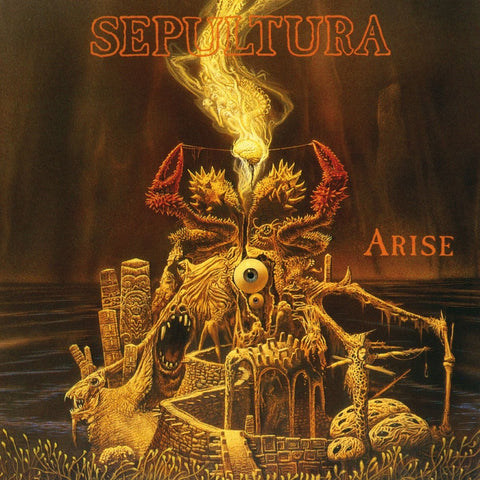 Sepultura - Arise CD