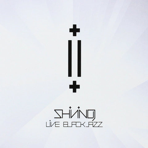 Shining - Live Blackjazz CD/DVD DIGIPACK