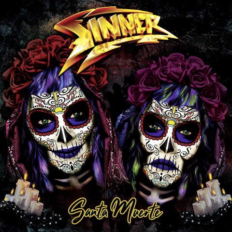 Sinner - Santa Muerte CD DIGIPACK