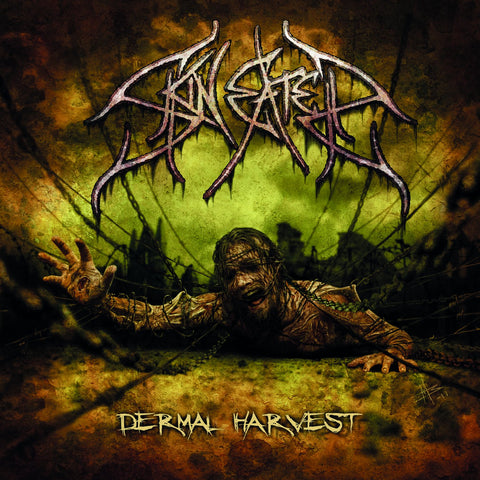 Skineater - Dermal Harvest CD