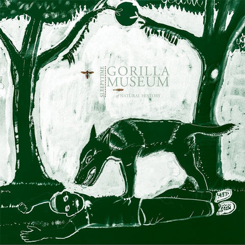 Sleepytime Gorilla Museum - Of Natural History VINYL DOUBLE 12""
