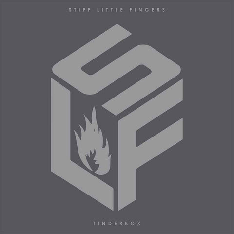 Stiff Little Fingers - Tinderbox CD