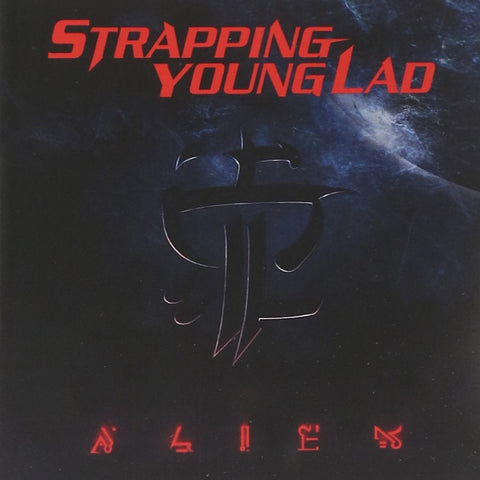 Strapping Young Lad - Alien VINYL DOUBLE 12""