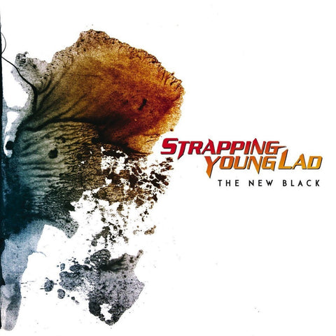 Strapping Young Lad - The New Black VINYL 12""