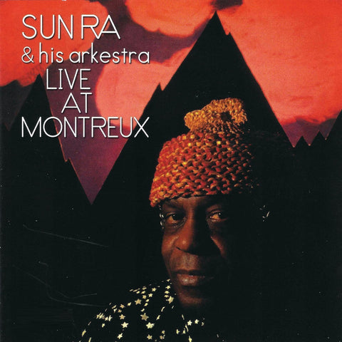 Sun Ra & His Arkestra - Live At Montreux VINYL DOUBLE 12""