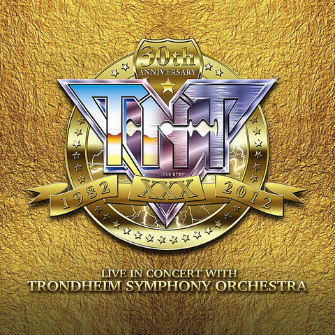 TNT - Live In Concert With Trondheim Symphony Orchestra CD/DVD