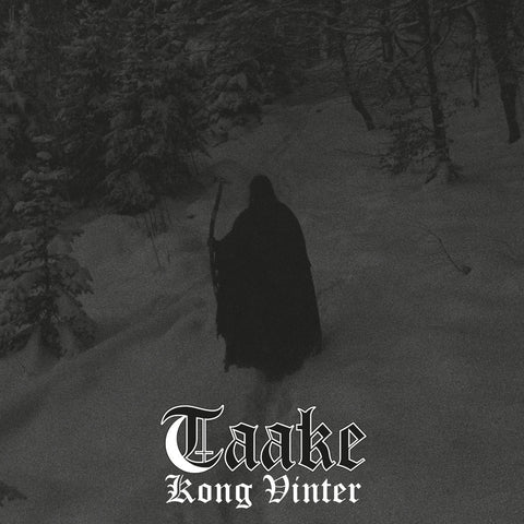 Taake - Kong Vinter CD DIGIPACK