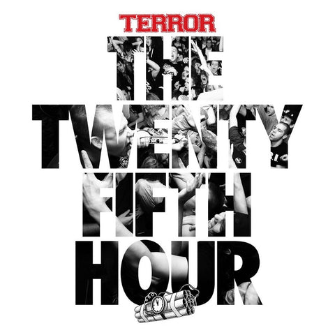Terror - The Twenty Fifth Hour CD DIGIPACK