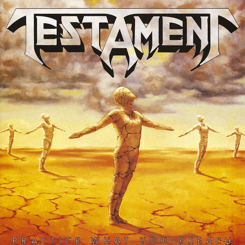 Testament - Practice What You Preach CD