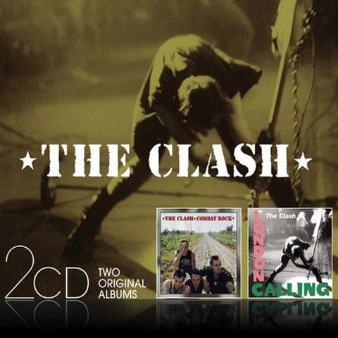The Clash - London Calling/Combat Rock CD DOUBLE