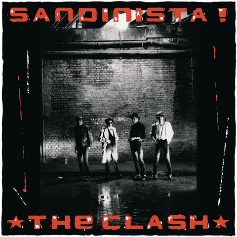 The Clash - Sandinista! VINYL TRIPLE 12""