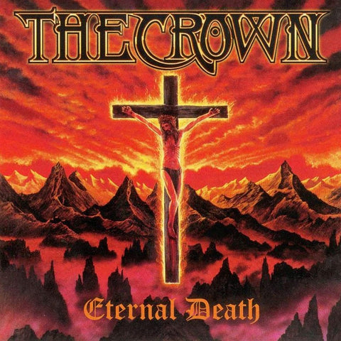 The Crown - Eternal Death VINYL DOUBLE 12""