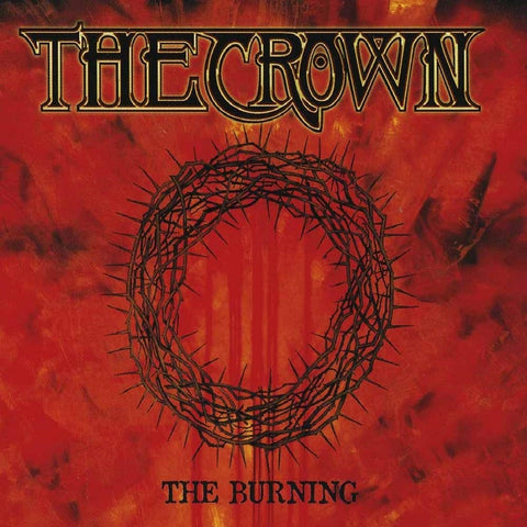 The Crown - The Burning VINYL 12""