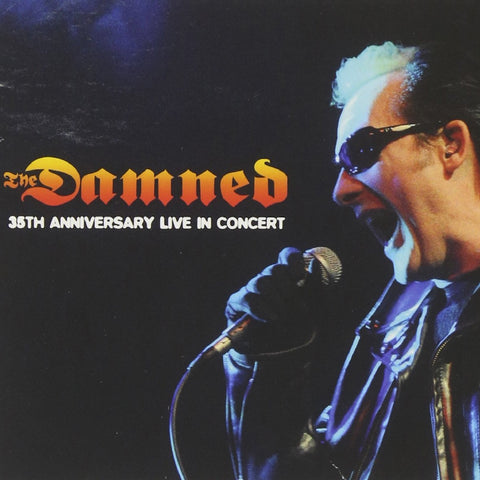 The Damned - 35th Anniversary Live In Concert CD DOUBLE DIGIPACK