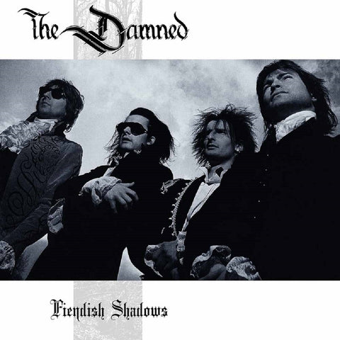 The Damned - Fiendish Shadows VINYL DOUBLE 12""