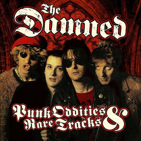 The Damned - Punk Oddities & Rare Tracks CD