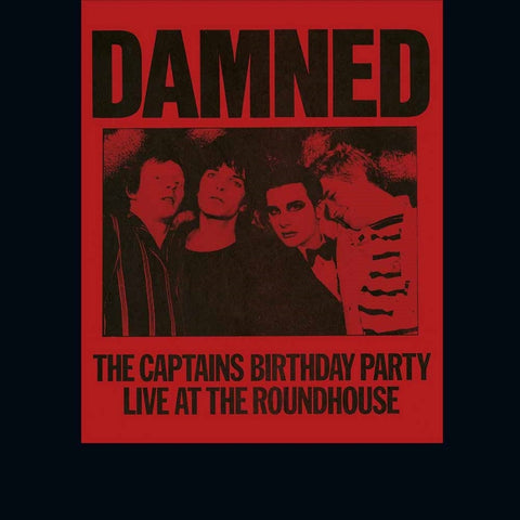 The Damned - The Captains Birthday Party: Live At The Roundhouse CD DIGIPACK