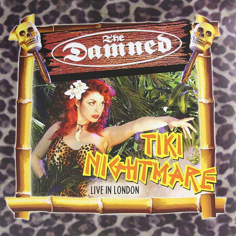 The Damned - Tiki Nightmare: Live In London VINYL DOUBLE 12""