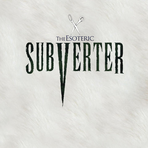 The Esoteric - Subverter CD