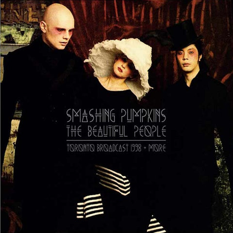 The Smashing Pumpkins - The Beautiful People VINYL DOUBLE 12""
