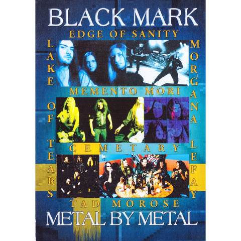 Various Artists - Metal By Metal DVD
