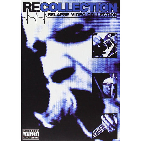 Various Artists - Recollection: Relapse Video Collection DVD