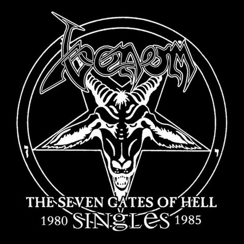 Venom - The Seven Gates Of Hell: The Singles CD DIGIPACK