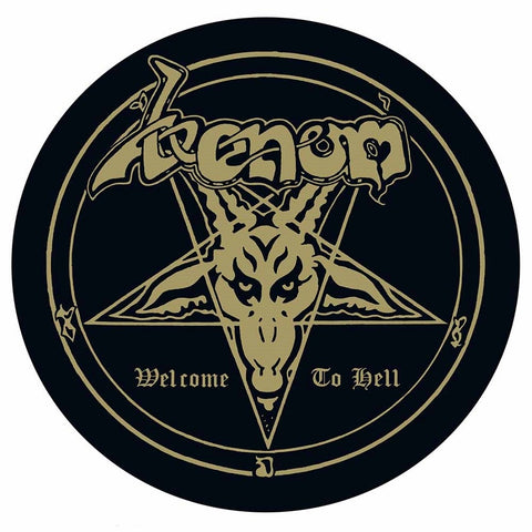 "Venom - Welcome To Hell VINYL 12"" PICTURE DISC"