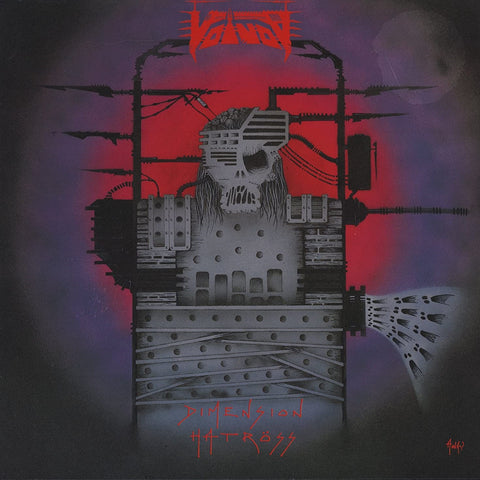Voïvod - Dimension Hatröss CD DOUBLE/DVD DIGIPACK