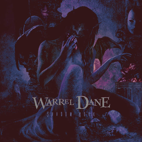 Warrel Dane - Shadow Work VINYL 12""