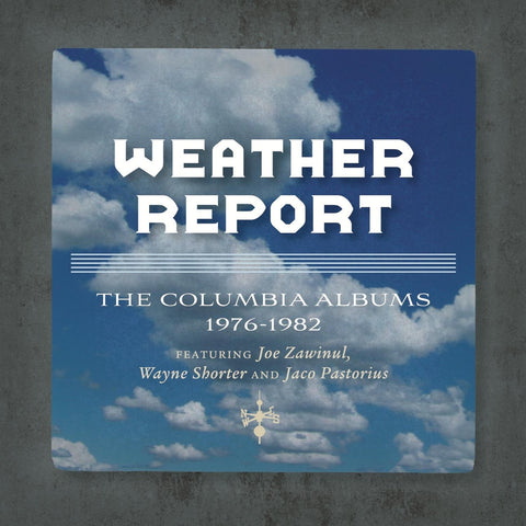Weather Report - The Columbia Albums 1976-1982 CD BOX