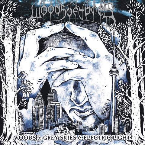 Woods Of Ypres - Woods 5: Grey Skies & Electric Light VINYL 12""