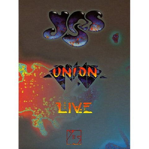 Yes - Union Live DVD