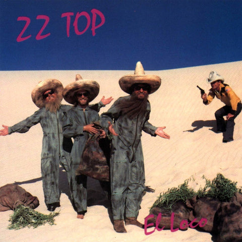 ZZ Top - El Loco CD