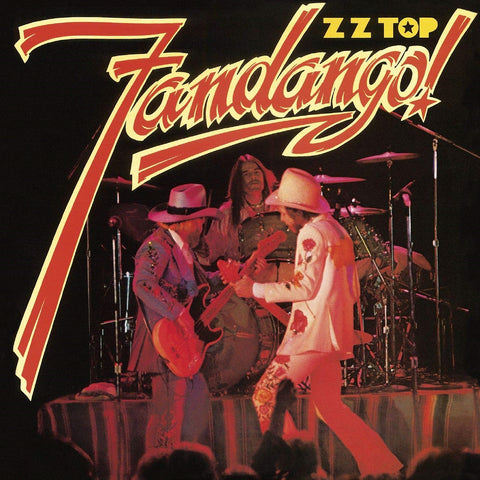 ZZ Top - Fandango! CD