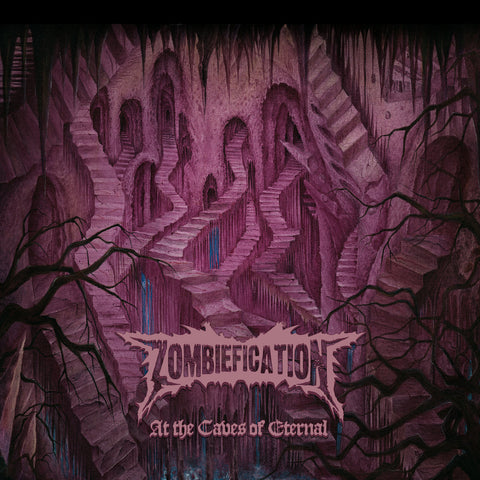 Zombiefication - At The Caves Of Eternal CD DIGIPACK