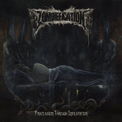 Zombiefication - Procession Through Infestation CD DIGIPACK