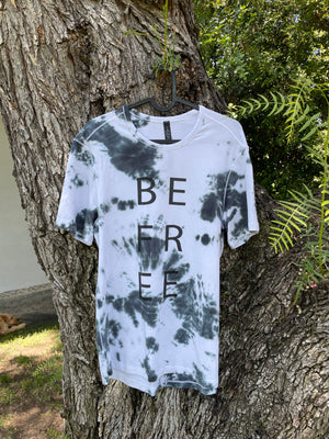 (1/1) LULULEMON X BE FREE X TDBYBK SHIRT SMALL