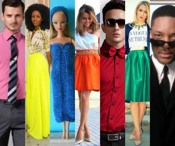 Colours For Moods: What Colour Should You Be Wearing?